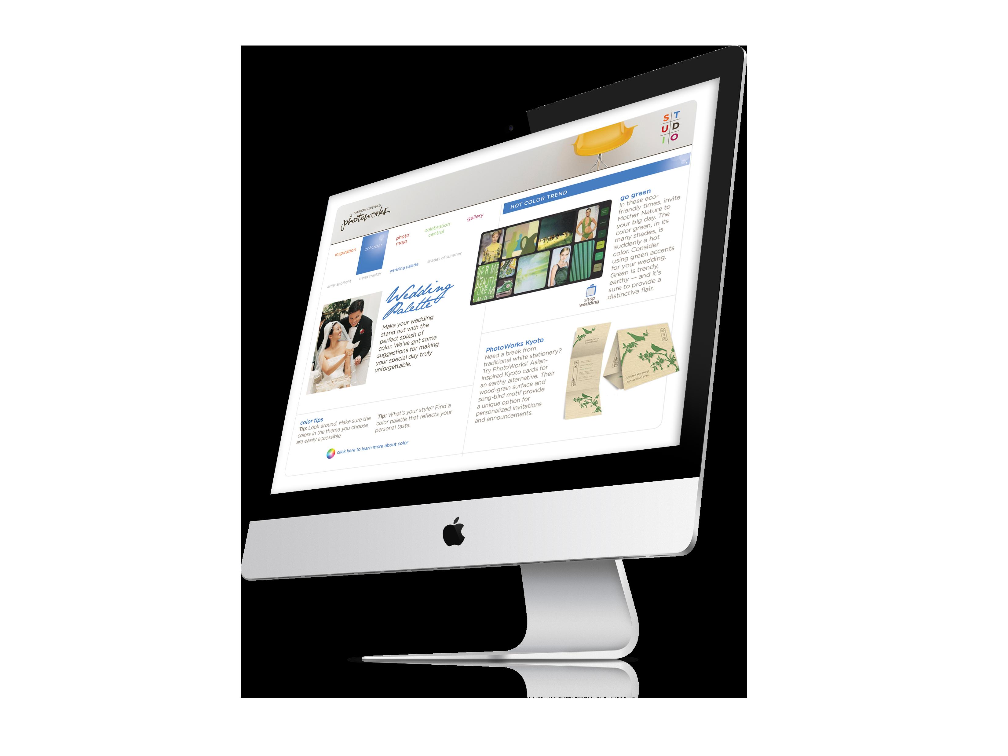 American greetings jennifer juan website concept design kristyandbryce Choice Image